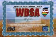 DM2RM Awards