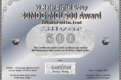 DM2RM-30MDG-MGL-500-Certificate