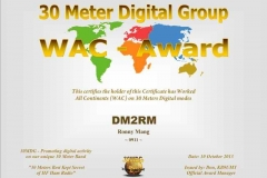 DM2RM-30MDG-WAC-Certificate