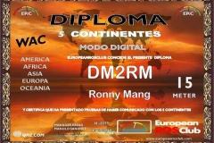 DM2RM-DCM-15M
