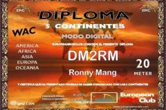 DM2RM-DCM-20M