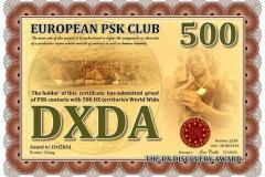 DM2RM-DXDA-500