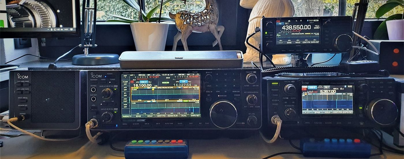 DM2RM – German Amateur Radio Station